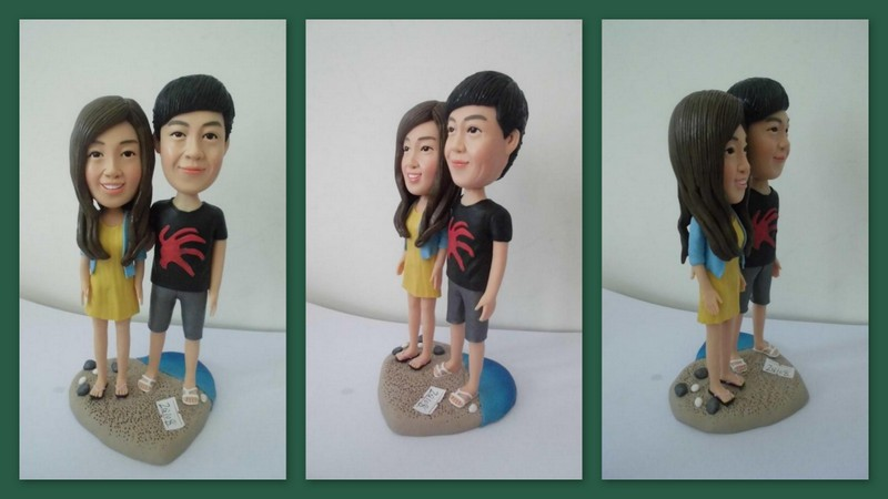 During thanks giving days, there are many gifts which you can offer to persons you love and among them are the customizable bobbleheads because of their amazing looks