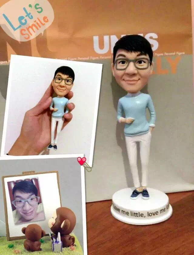 Gift Your loved ones the best Personal Bobble head dolls