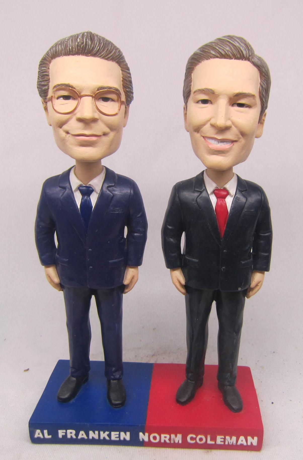 Are you looking for something unique and different? Why don't you try custom made bobbleheads cheap? A personalized bobblehead or a custom designed heads are great items to promote your product.