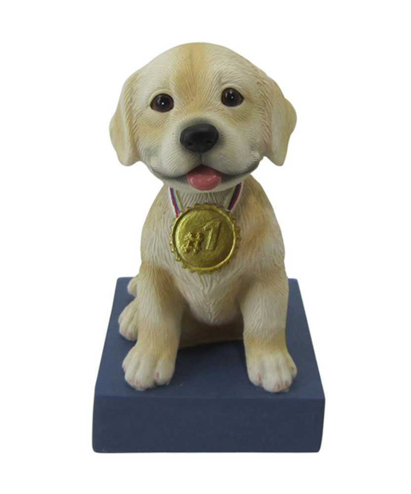 Customizable Pet Bobblehead 221