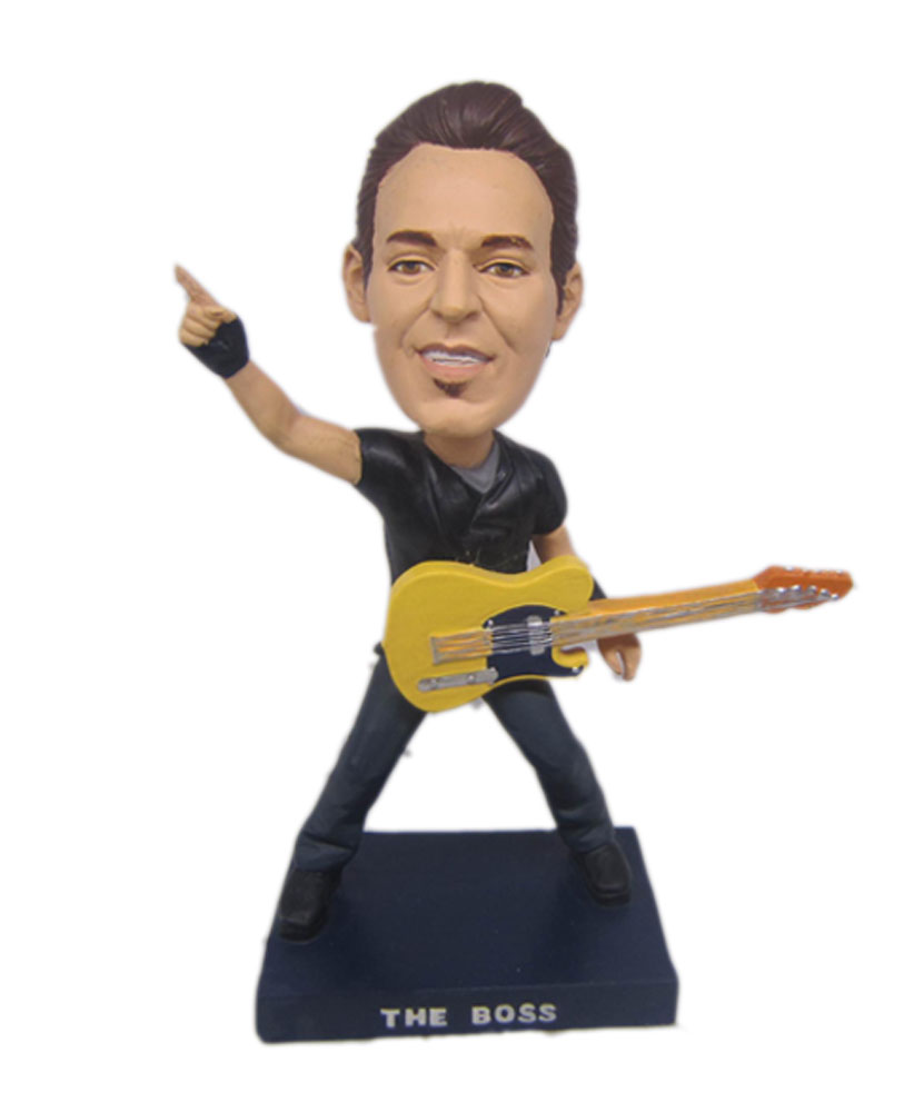 Music - Custom Male Bobbleheads 2266