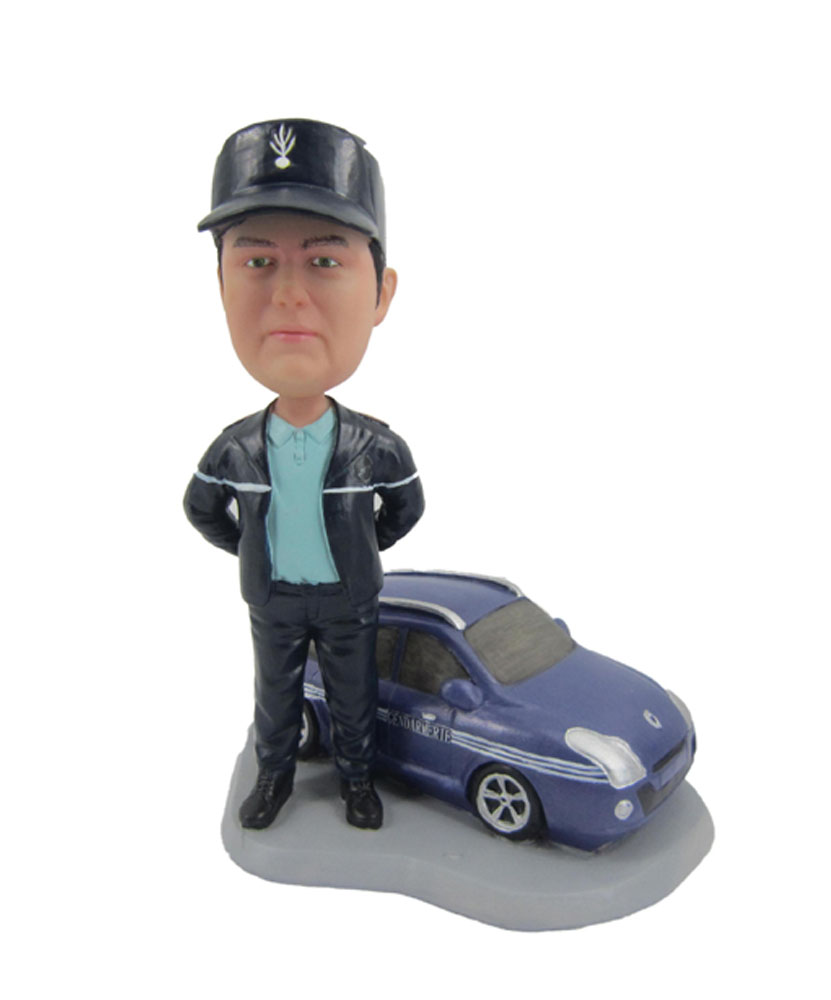 Custom vehicle bobbleheads 2277