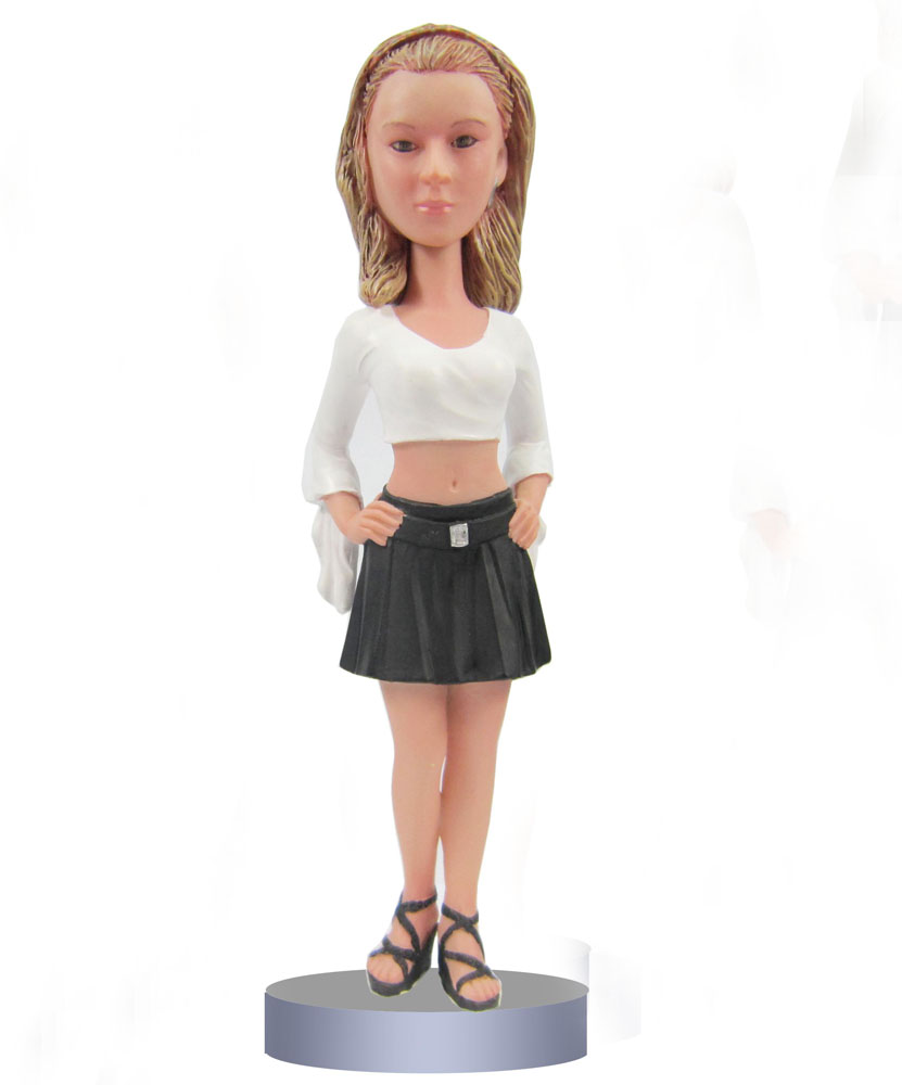 Fashion Personalized Bobbleheads Cheap G003-1