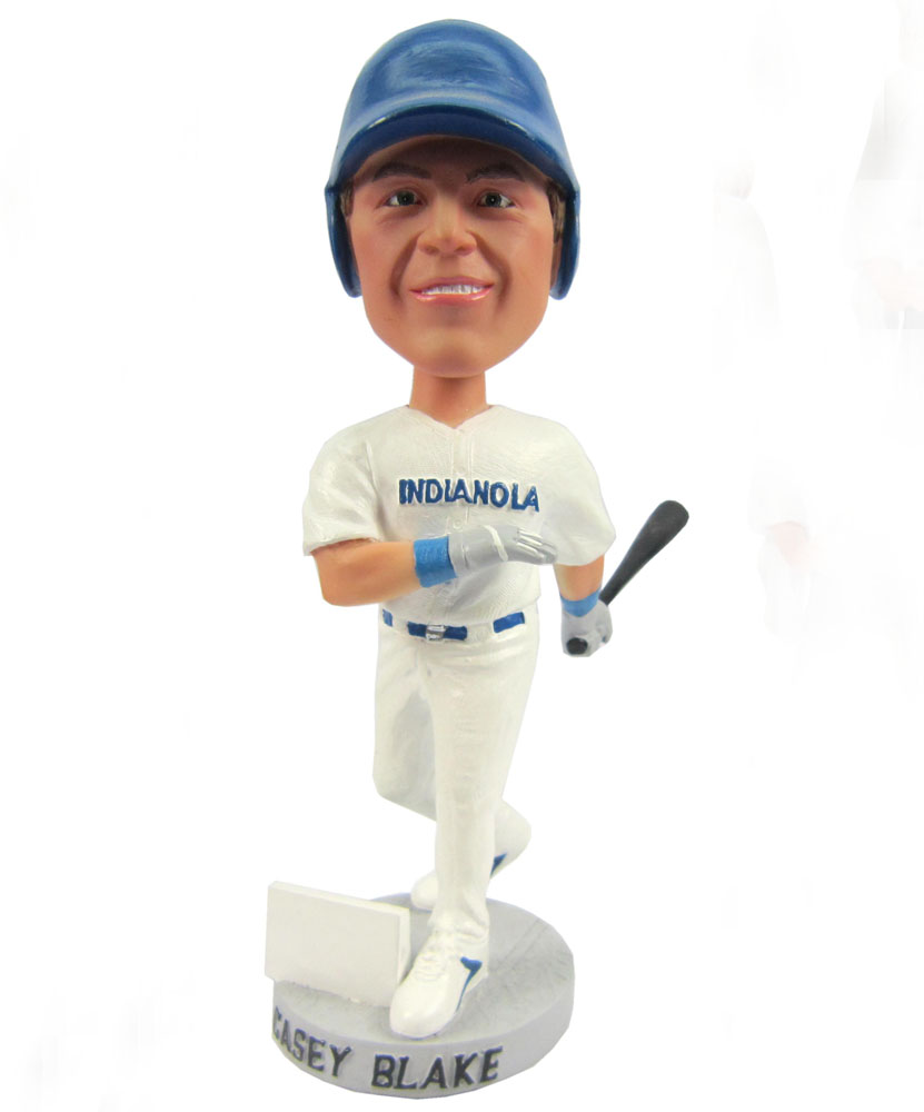 personalized dolls of male baseball player G029-1