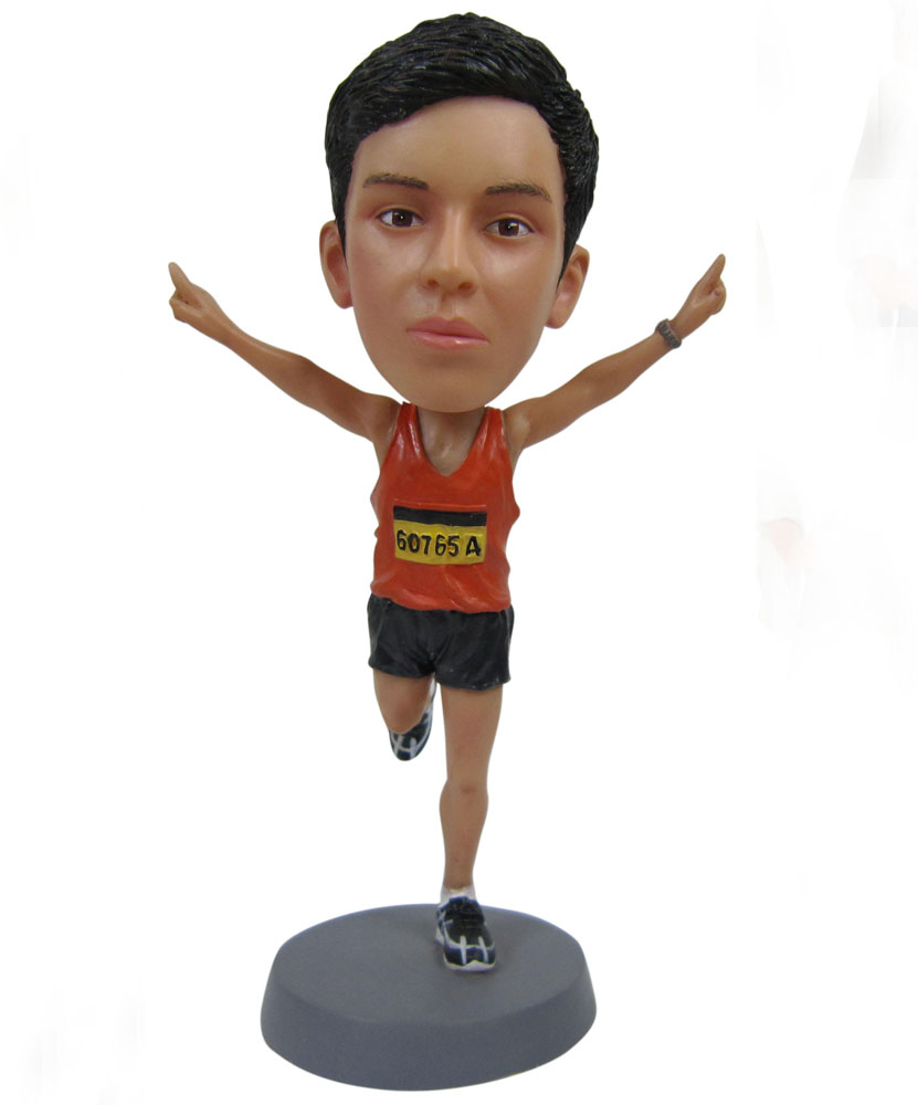 collectible bobbleheads of running man G040