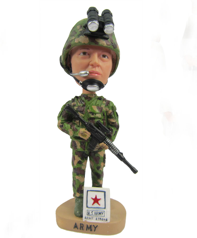 marvel pop bobbleheads of army man G041
