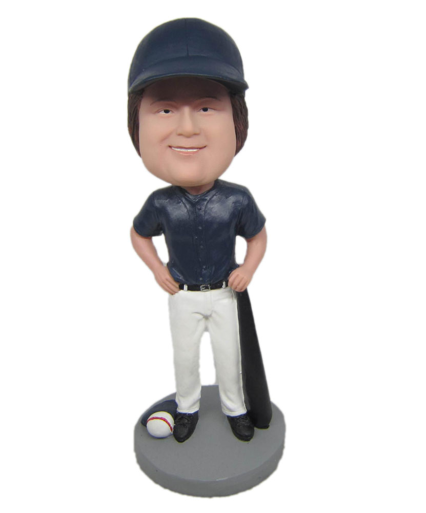 customize your own bobblehead of baseball player G044