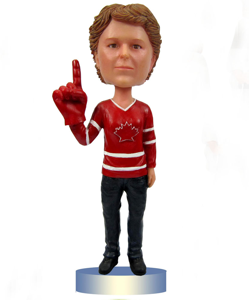 creat your own bobblehead of