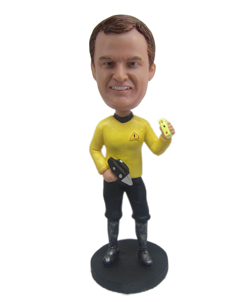 Customize workman bobbleheads B303-1