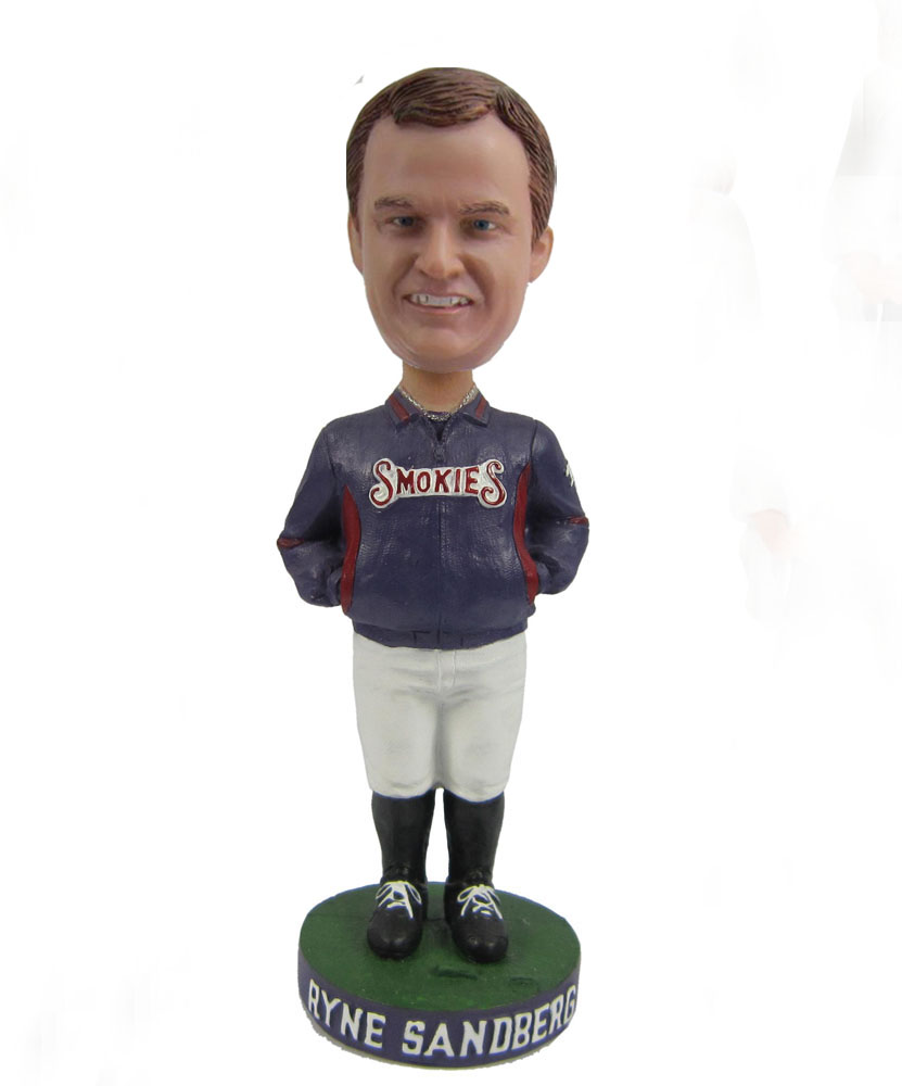 Sport bobbleheads hand in the pocket S418