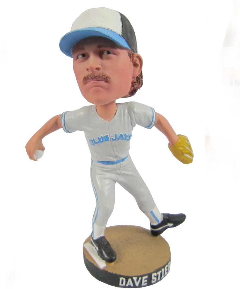 Male baseball player bobblehead S429