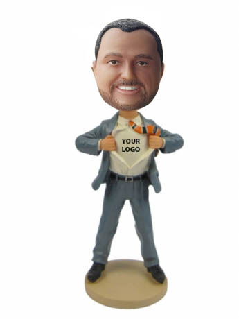 Your Own Bobblehead Open Your Heart B466