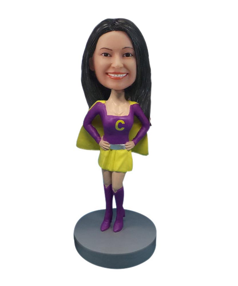 Custom Bobbleheads Super Power Princess G488