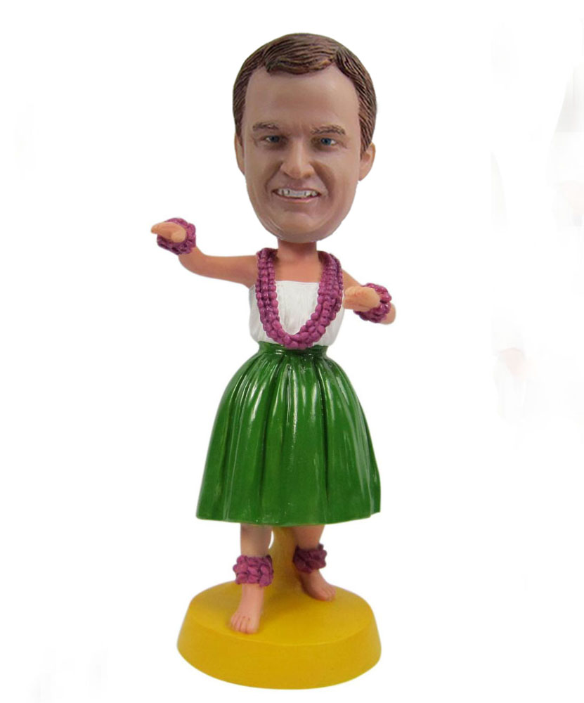 Humorous male dancer bobbleheads S462
