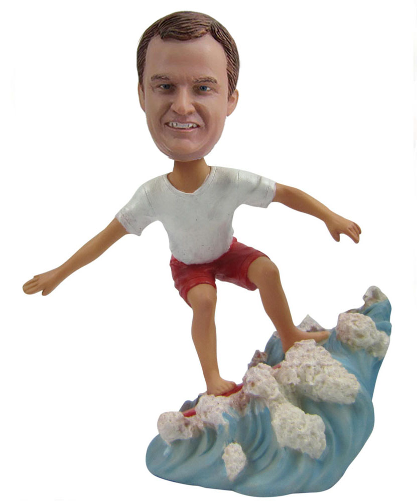 Custom Dolls: Sailing Bobble Head Dolls