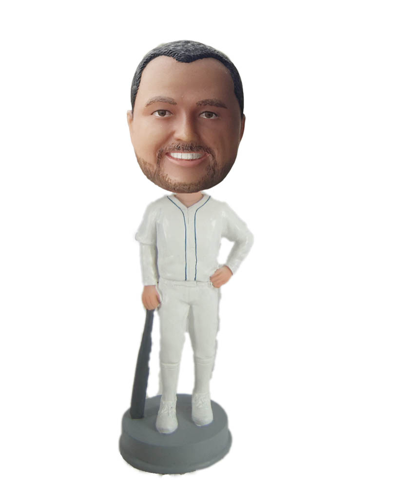Make baseball bobble head S946