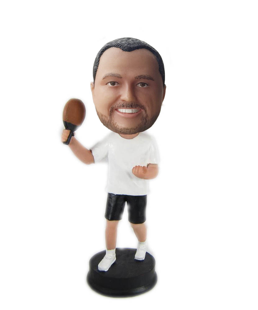 Make table tennis bobble head S841