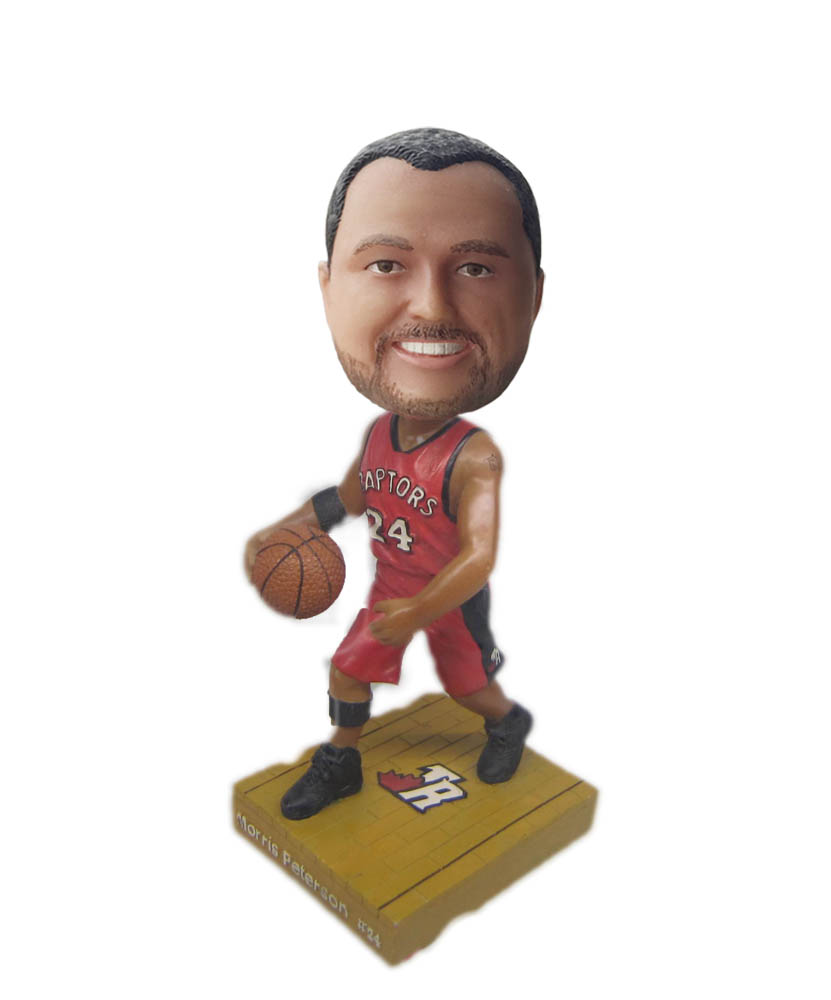 Make basketball  bobble head S737