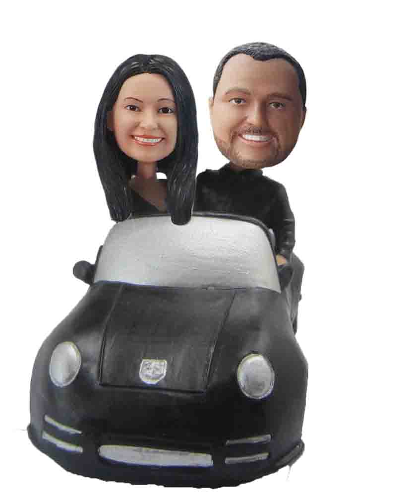Custom Wedding Bobblehead W245
