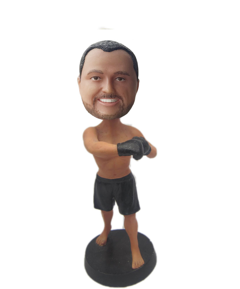 how are fitness bobbleheads made S630
