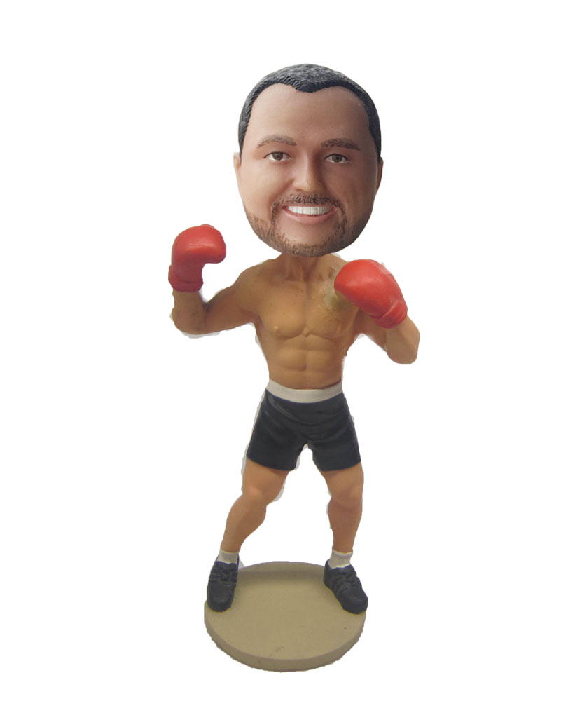 how are fitness bobbleheads made S628
