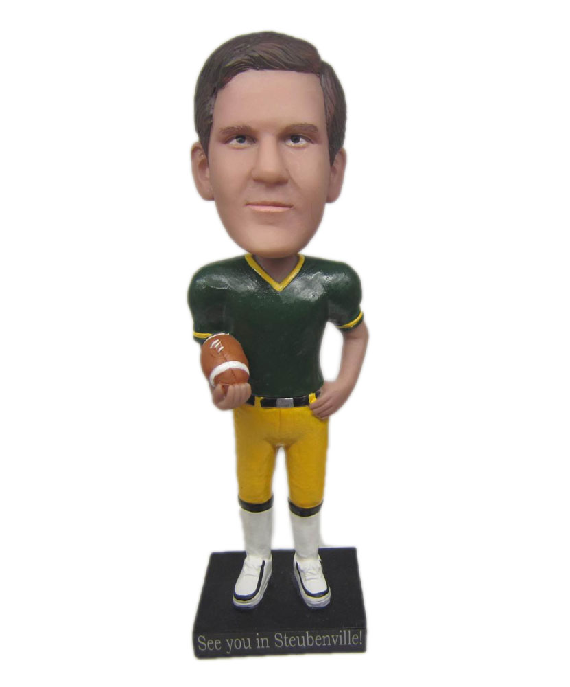 custom strong bobble head