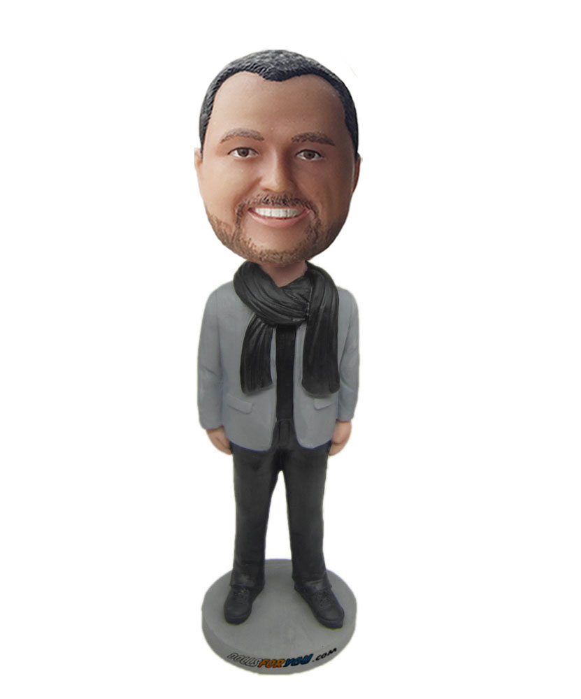 fashion bobblehead doll