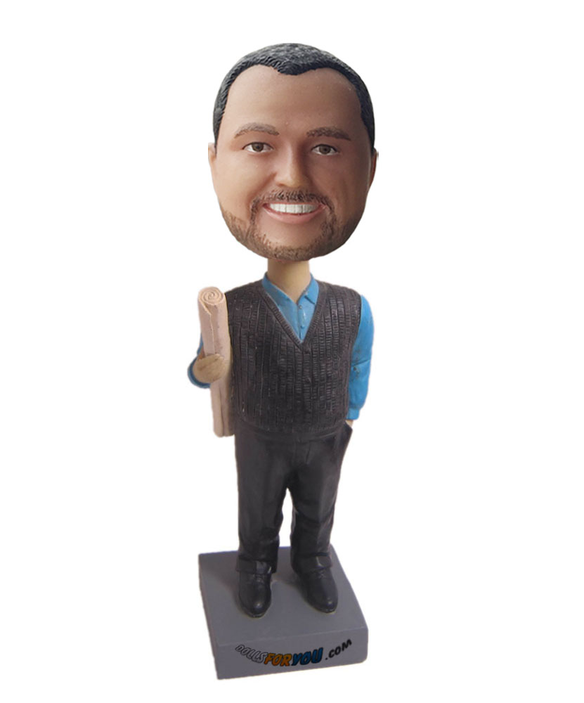 Cheap custom bobbleheads'