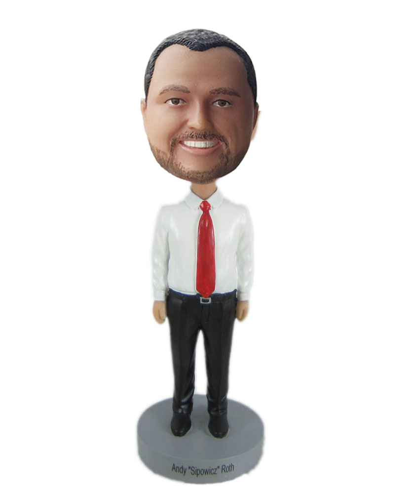 the office bobbleheads