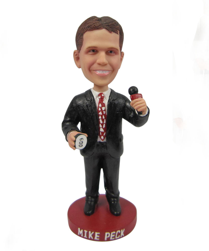 custom cheap bobblehead