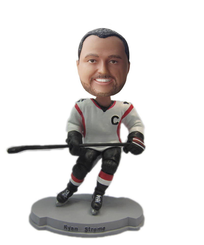 Professional Hockey Player Bobblehead S 81