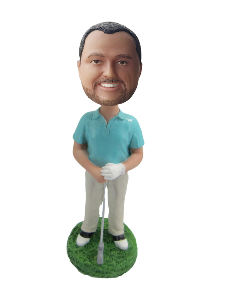 Coach bobblehead Doll  S185