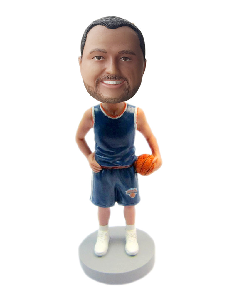Basketball Player Man bobblehead Doll s230