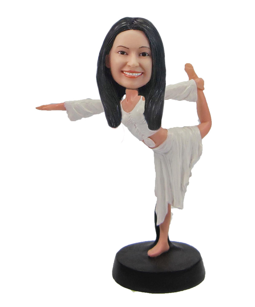 Dancing Female bobblehead Doll S356