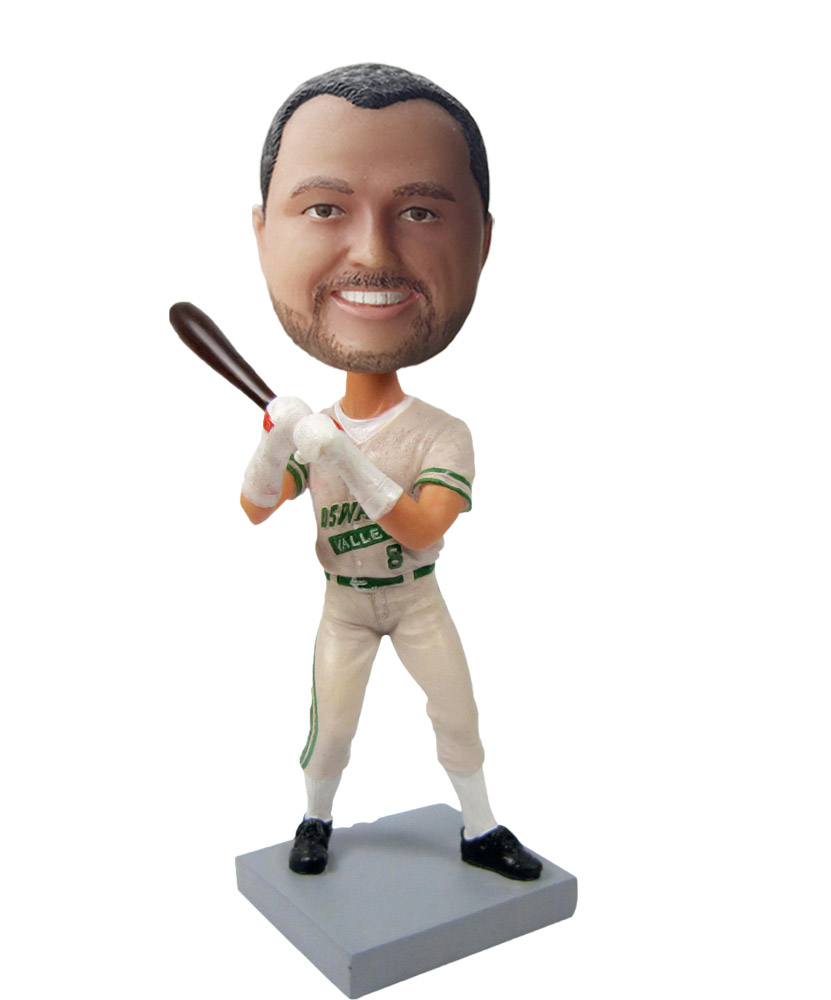 Homerun Derby Baseball Bobblehead .S402