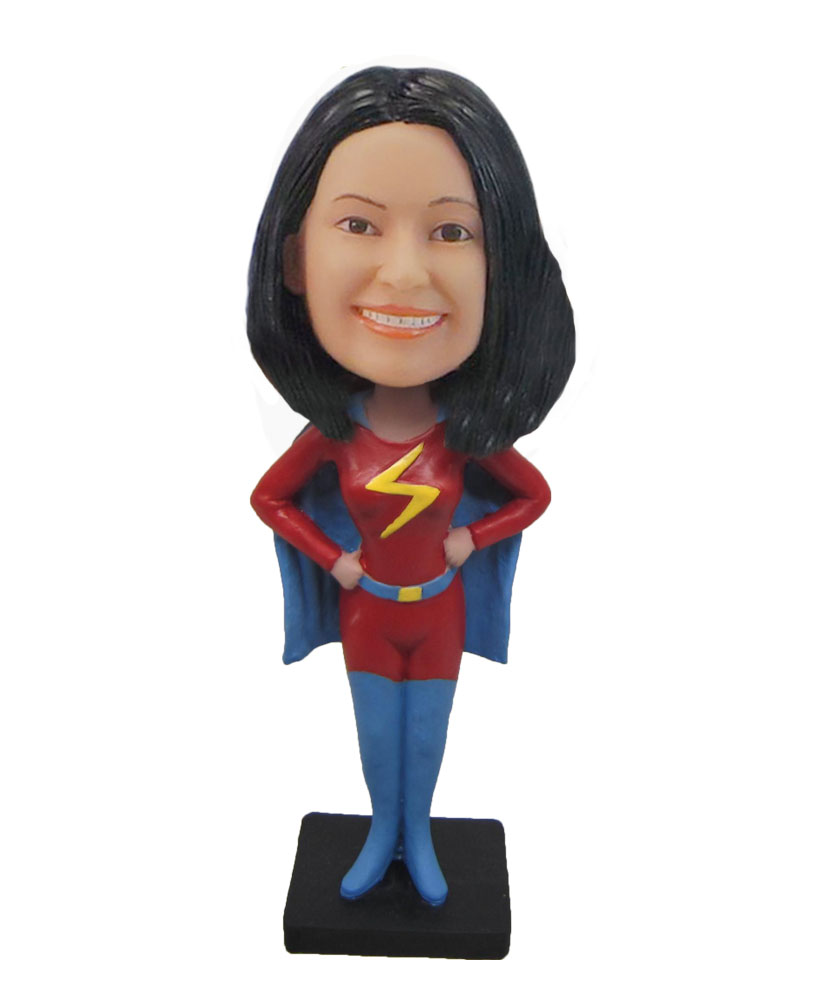 Female Incredibles flash Bobbleheads F732