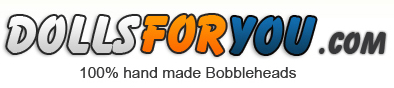 DollsForYou.com - Personalized Bobbleheads - Custom Bobbleheads