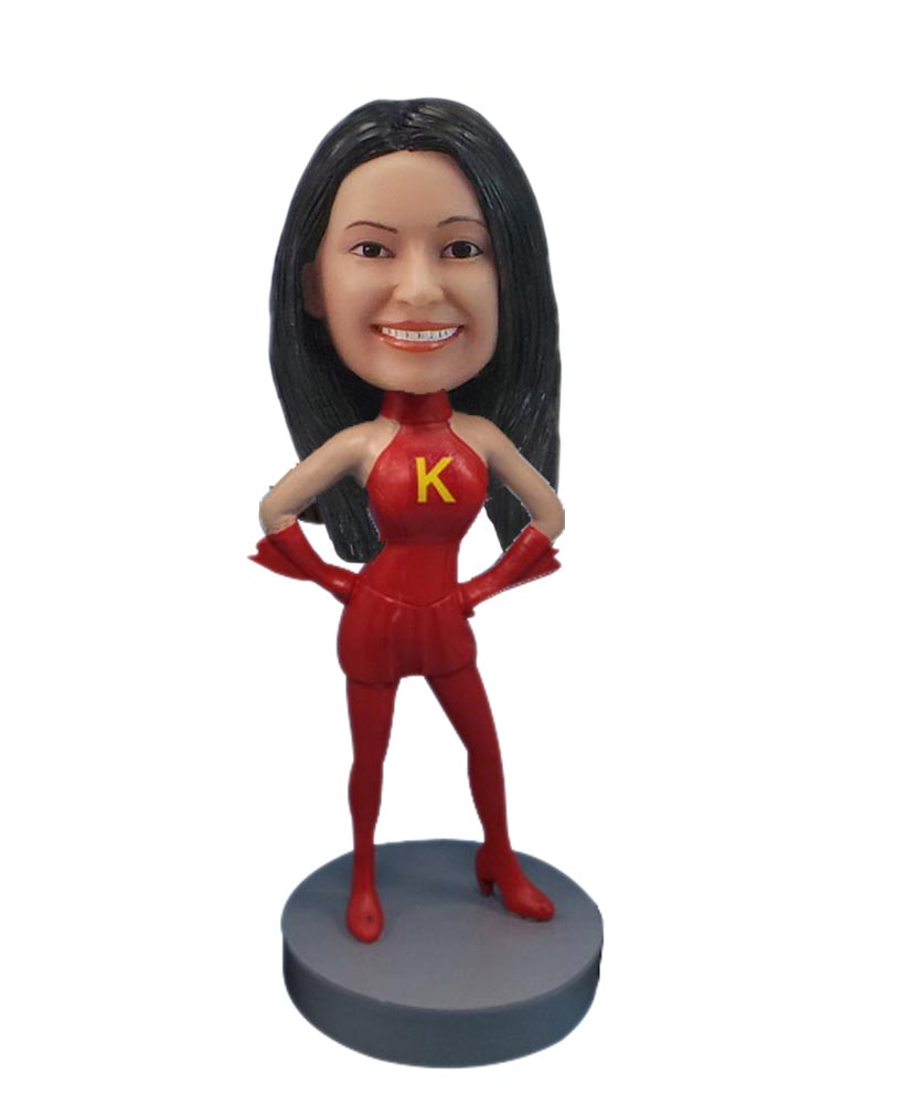 Super Galaxy Girl Bobbleheads Doll G468