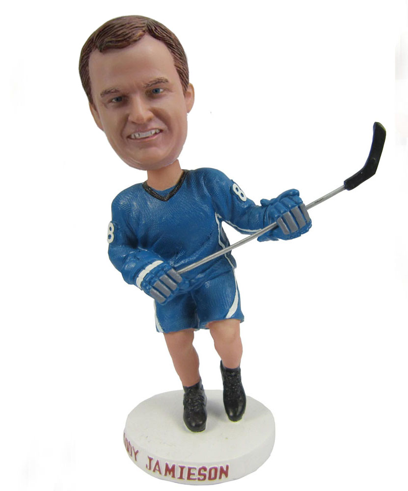 Sports bobbleheads custom ice hockey bobbleheads doll