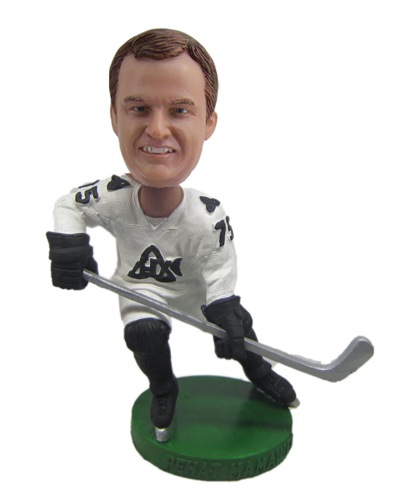 Make your own bobblehead hockey bobbleheads
