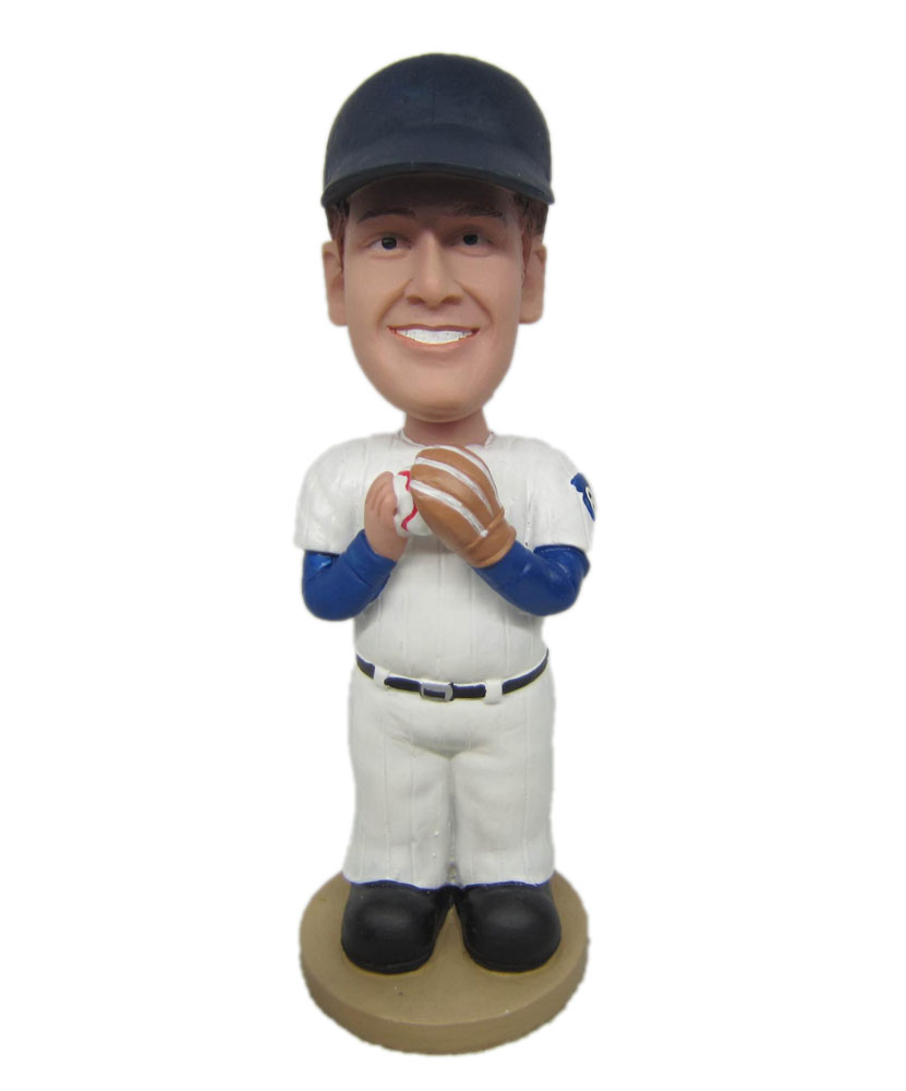 Baseball bobbleheads custom S454