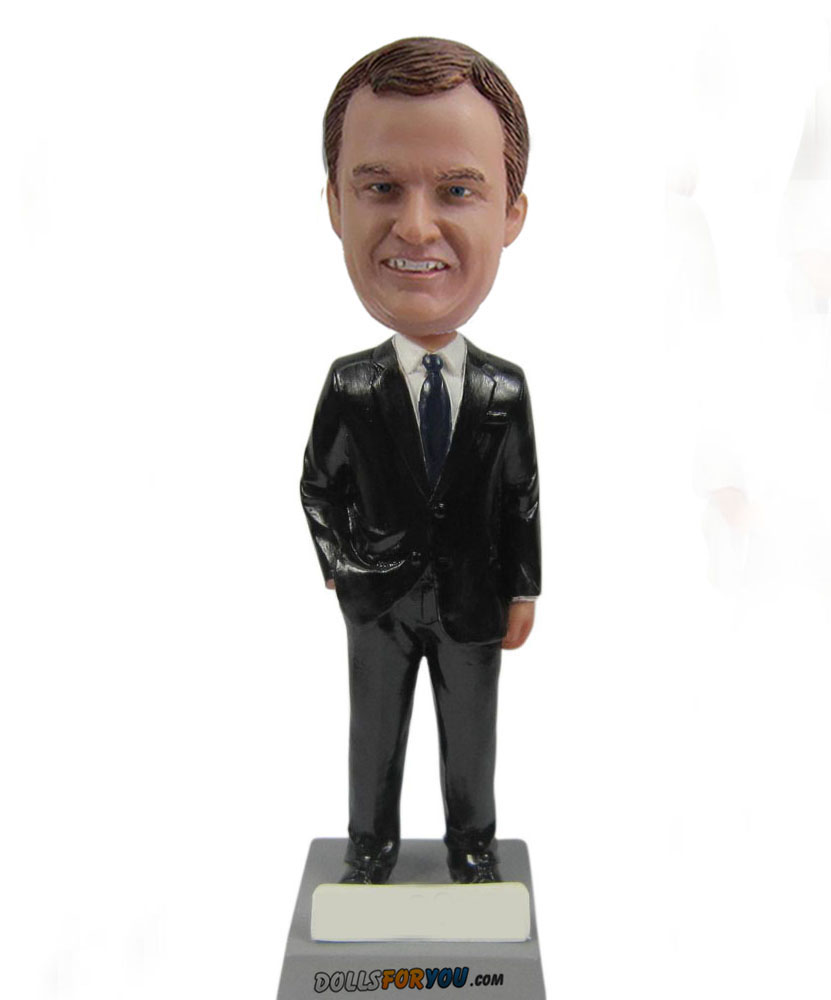 Personalized Bobblehead Boss Bobbleheads