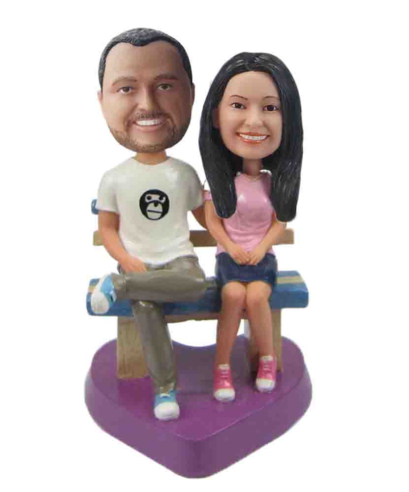 Custom Wedding Bobblehead W242