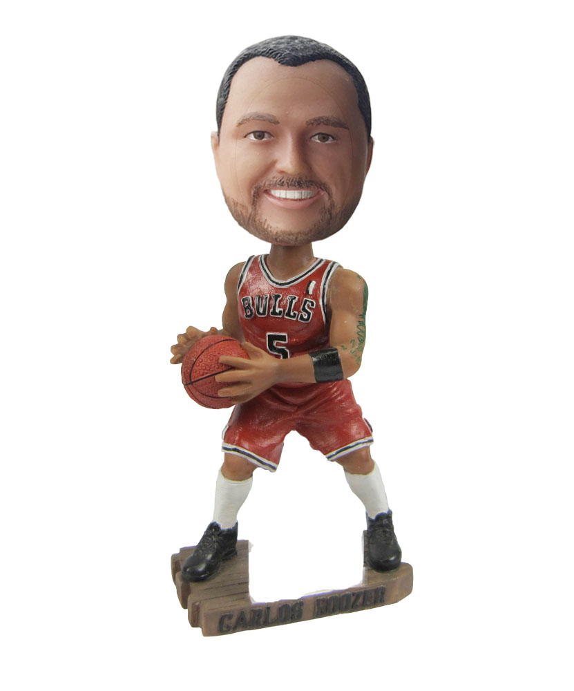 basketball bobble head cartoons S6