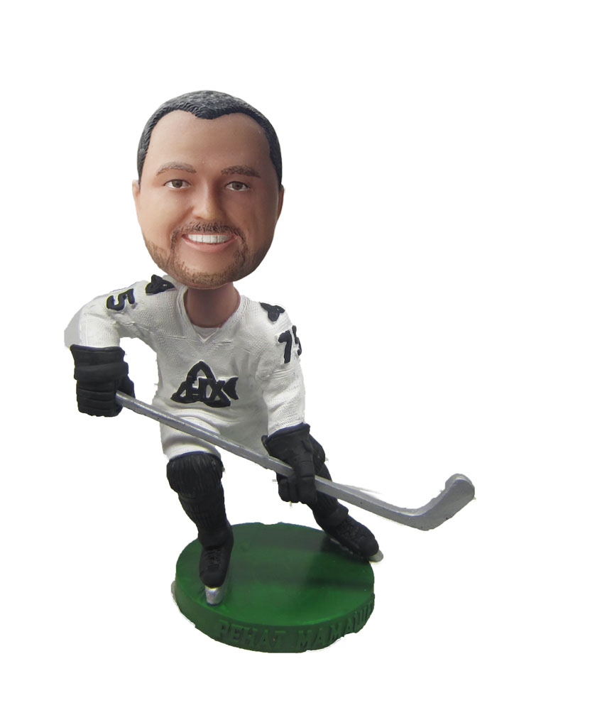 Make Ice baseball bobble head S17