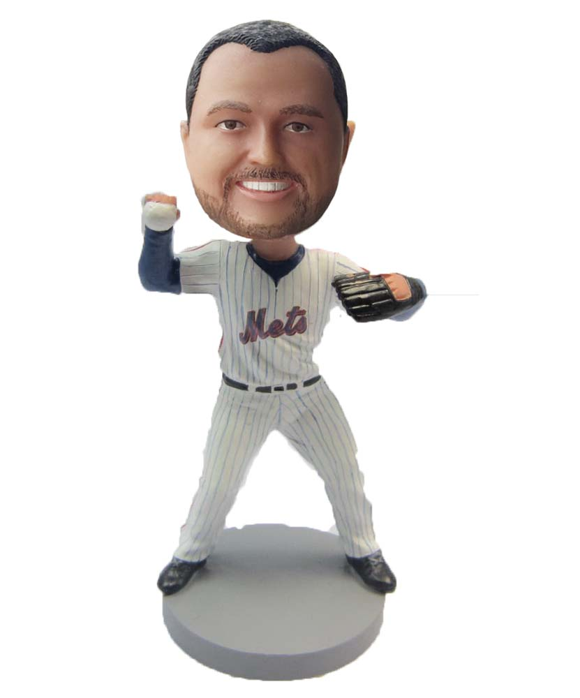 Make baseball bobble head S21
