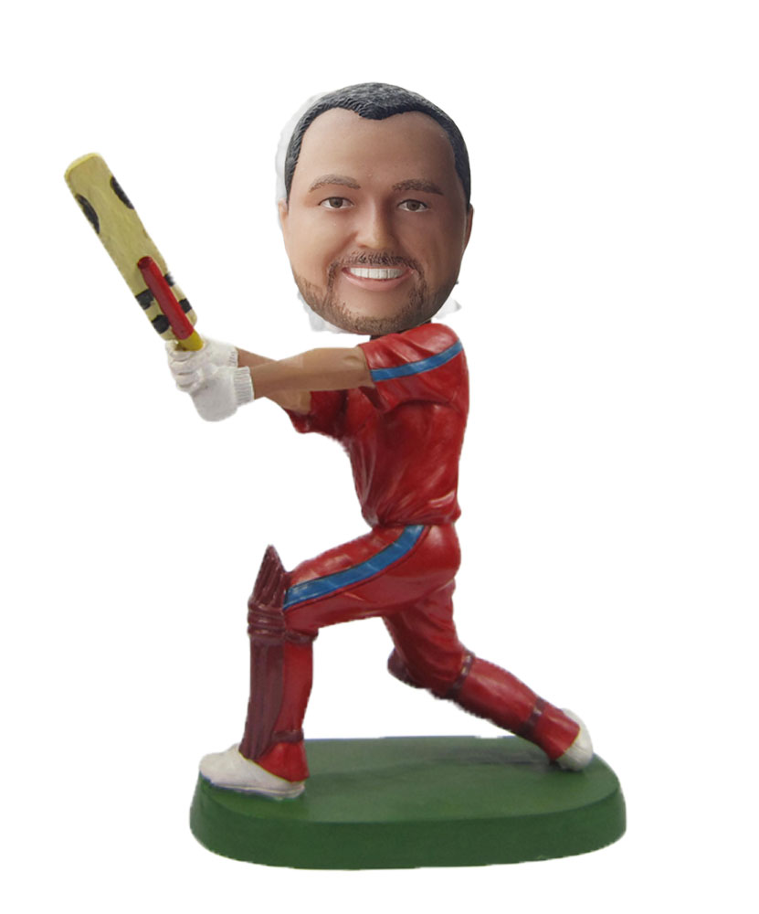 Make baseball bobble head S37