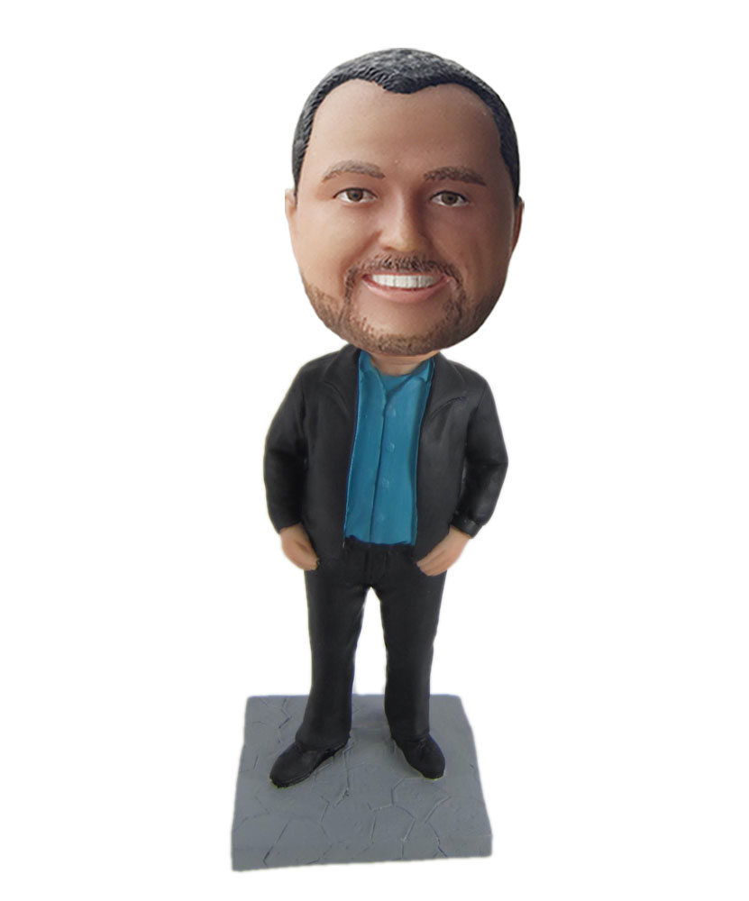 customizable bobblehead