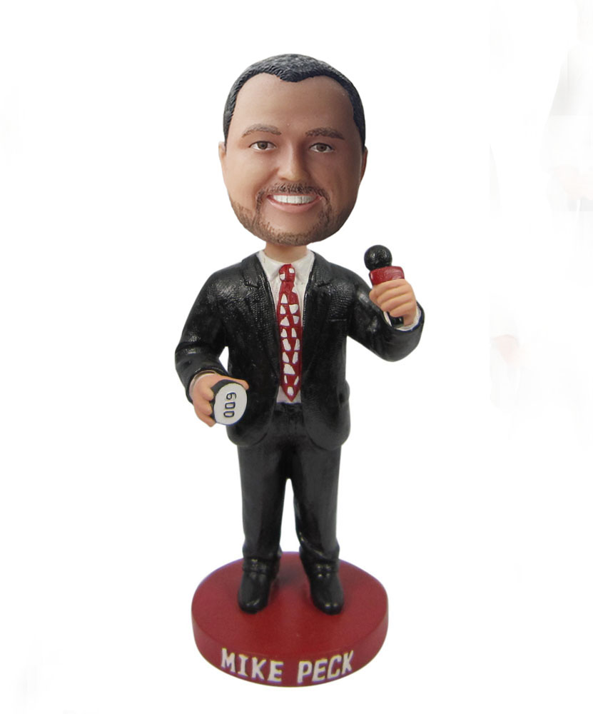 make your own golf bobblehead