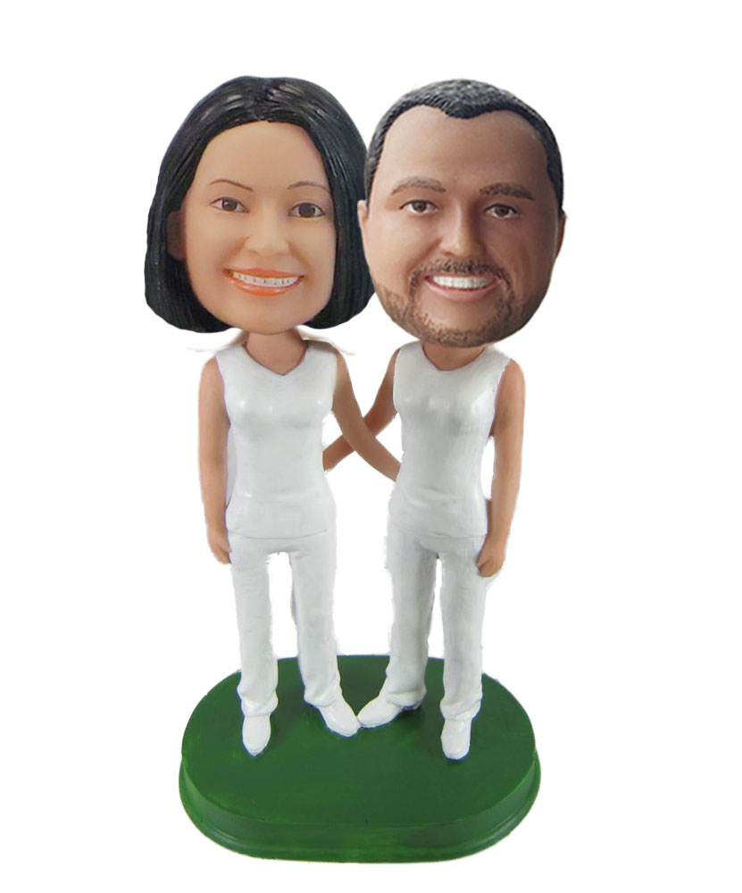 Same Sex bobbleheads W1036